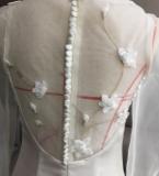 法式刺绣-立体花卉
