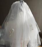 婚纱-头纱