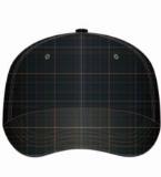 棒球帽款式效果图