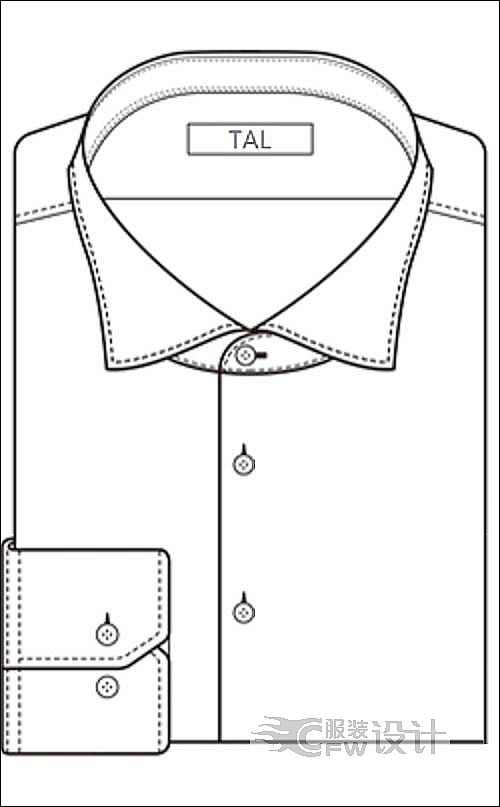 Collar Performance作品-Collar Performance款式图