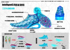 Intelligent3.0 智能-跑鞋3