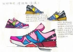 慢跑鞋(竞渡)