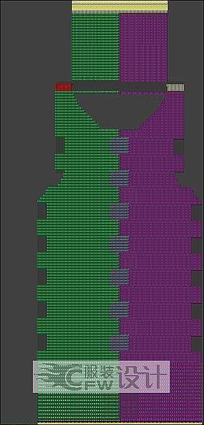 大绞花作品-大绞花款式图