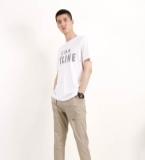 MOST漠士轻潮男装夏季拼接设计T恤衫