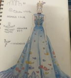 服装设计部分作品