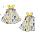 女小童吊带裙