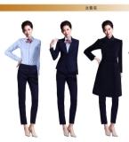 银行女装制服职业套装