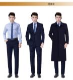 银行男装制服职业套装