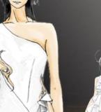 """系列女装礼服设计――""""藏�t"""""""