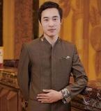 中式立领上衣