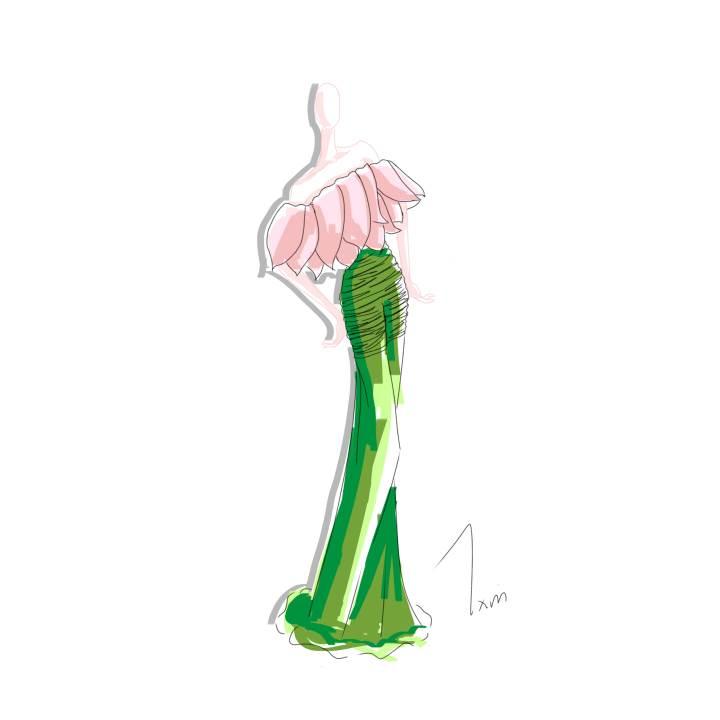 莲作品-莲款式图