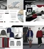 Solid homme 可持续主题 商品设计