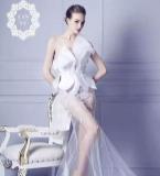 我婚纱礼服作品
