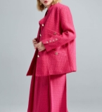 Muse&rose艾缪斯外套