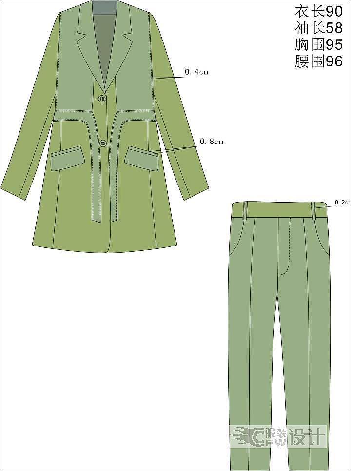 绿颜作品-绿颜款式图