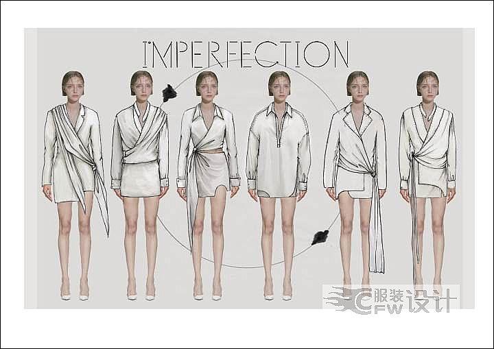 I'mperfection作品-I'mperfection款式图