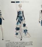 服装设计作品――女装