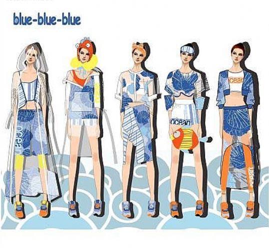 blue-blue-blue
