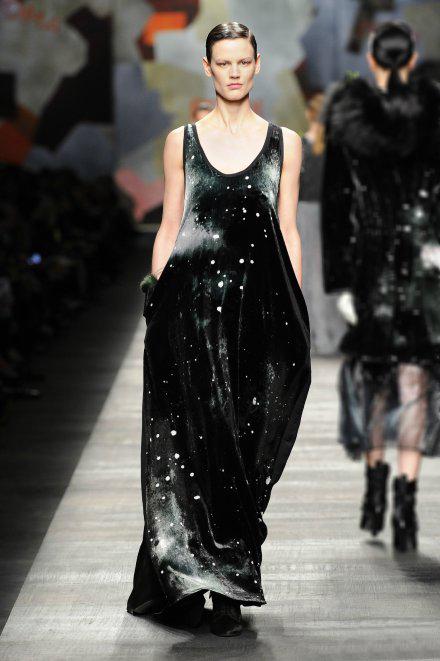 fendi星空系列繁星点点尽显神秘宇宙-服装配饰/单品图片