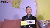2020SS杭州国际时尚周 铂年老年模特总冠军 郦芳专访