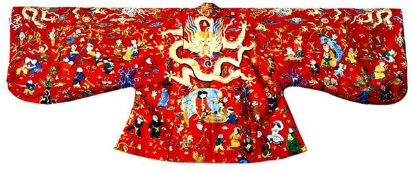 一起和小编来看看传统服饰的花纹样式吧.