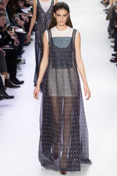 2014秋冬巴黎時裝周 五大服裝設計趨勢