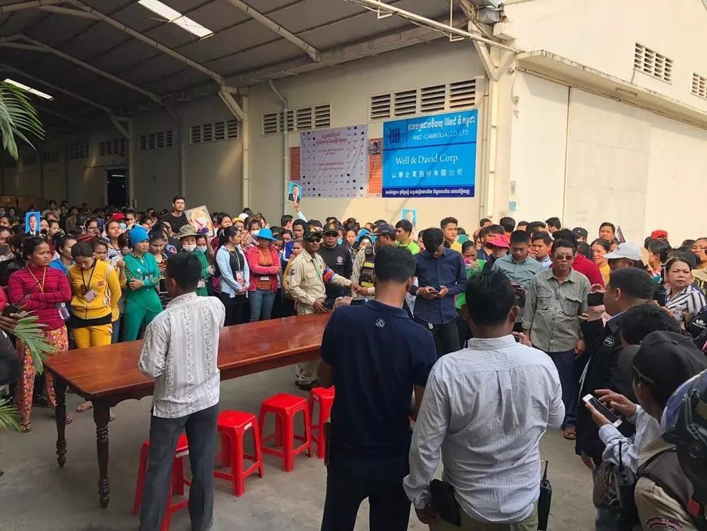 柬埔寨再次爆发大罢工,在柬投资开厂有多难?1.jpg