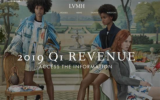 H&M、LVMH、特步2019年Q1财报新鲜出炉 看看谁更出色