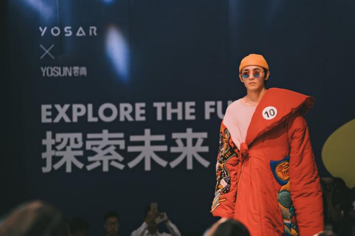 """探索原创价值,打造时尚产业数字供应链,2019 YOSAR """"探索未来""""时尚展完美收官 滚动 第8张"""