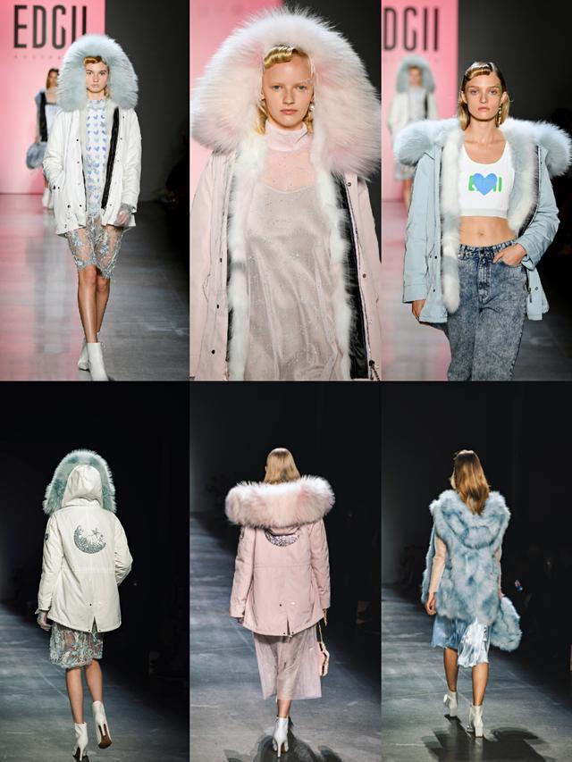 澳洲轻奢品牌EDGII点燃纽约时装周,仙翻全球