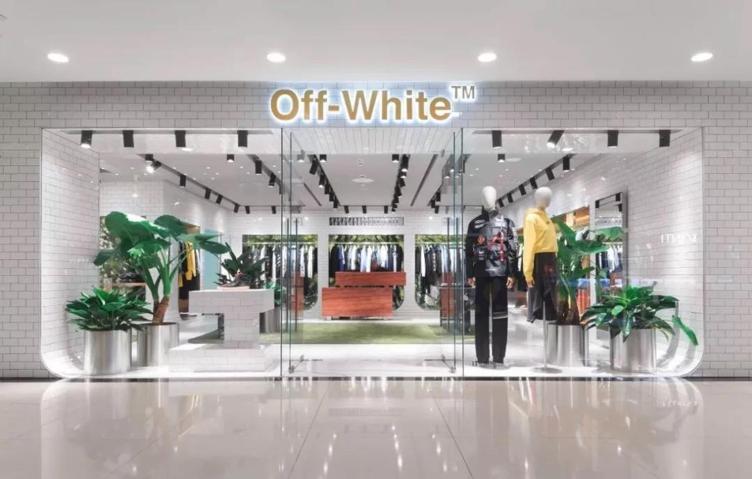 Off-White取代Gucci成为全球最热门品牌
