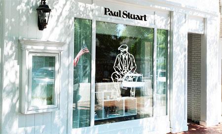 Paul Stuart品牌将在南安普敦开设其第五家商店