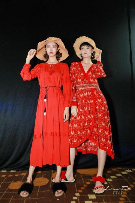 马彬原创设计师品牌概念秀为20内衣文化周拉开精彩帷幕(图7)