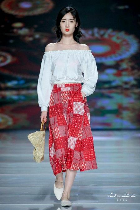 马彬原创设计师品牌概念秀为20内衣文化周拉开精彩帷幕(图11)