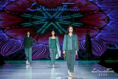 马彬原创设计师品牌概念秀为20内衣文化周拉开精彩帷幕(图5)