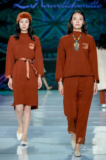 马彬原创设计师品牌概念秀为20内衣文化周拉开精彩帷幕(图10)