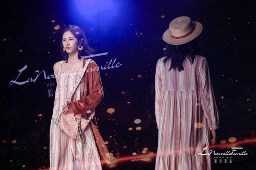 马彬原创设计师品牌概念秀为20内衣文化周拉开精彩帷幕(图8)