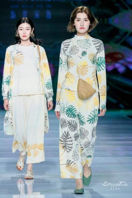 马彬原创设计师品牌概念秀为20内衣文化周拉开精彩帷幕(图6)