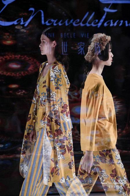 马彬原创设计师品牌概念秀为20内衣文化周拉开精彩帷幕(图9)