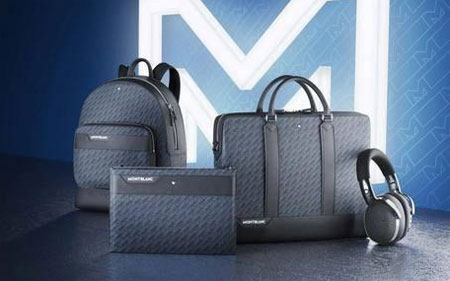 印花皮具来袭 奢侈品牌万宝龙推出M-Gram 4810皮具系列