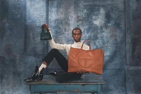 """黑人""""铂金包"""" 美国设计师品牌Telfar手袋引发抢购"""