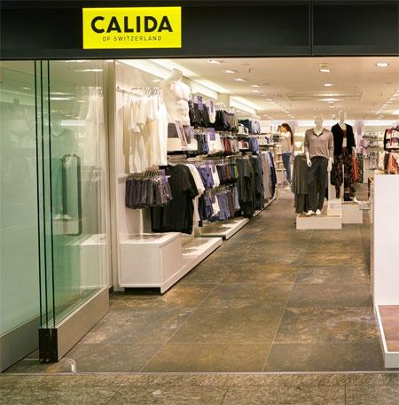 Calida Group发布上半年业绩,销售额下降14.6%