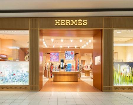 Hermès发布上半年业绩 净利润同比大跌55.6%