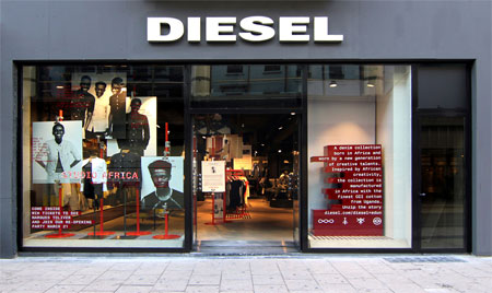 Diesel母公司OTB集团300名管理人员申请削减工资