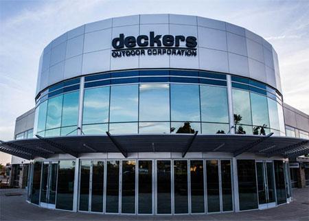 Deckers Brands一季度表现强劲 DTC业务取得好成绩