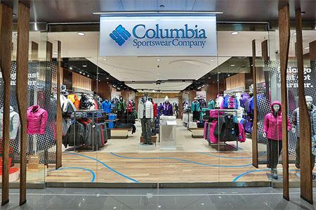 Columbia服饰品牌披露第二季度业绩 其收入下滑40%