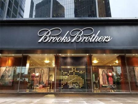 Brooks Brothers将以3.25亿美元出售给SPARC集团
