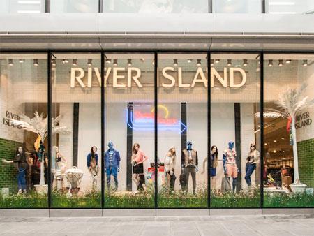 一裁再裁 River Island品牌华江削减350个工作岗位