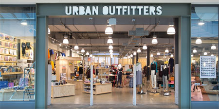 Urban Outfitters第二季度有所恢复 线上渠道表现强劲