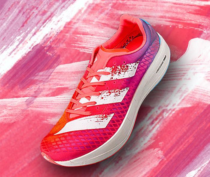 emcbet-跑鞋的中底越来越厚,阿迪达斯也在跟上新趋势